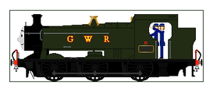 Request Number Three: GWR 9400 Class Sprite by Diamond-Jubilee