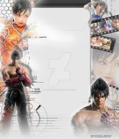 Jin/Xiaoyu BG by NeechanAngel