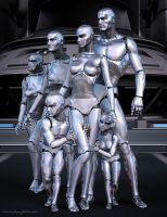 Family Bot by JoePingleton