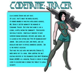 Codename Tracer: Impossible Odds by PaulOoshun