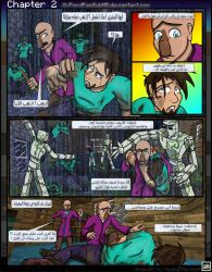 AR - Minecraft: The Awakening - Comic Ch2 P28 by OxFordFanSUbHD