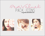 Red Velvet - Icons by mayradias