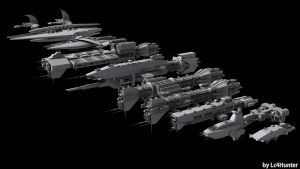 The Fleet - a short overview by Lc4Hunter