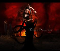Enfer et Damnation by Eireen