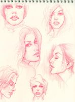 Sketch Page by JonathanHankin
