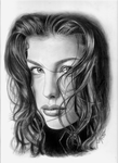 Liv Tyler Portrait by imaginee