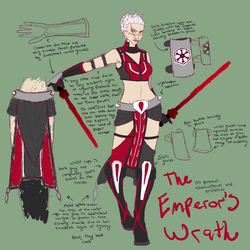 The Emperor's Wrath [WIP #2] by SerpentineMedia