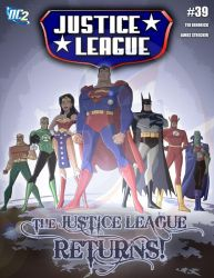 The Justice League Returns - DC2 by JTSEntertainment