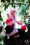 Luka: Cheshire cat by Orin10