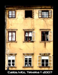 Windows Of Slovenia by Starkhyel