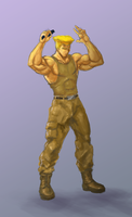 Guile by Sarynade
