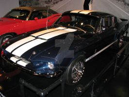 1967 Ford Mustang Shelby GT500 by Qphacs