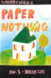 Paper Nothing 3 (zine) by CubedGlitterSpasm