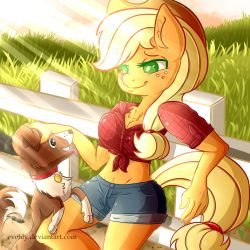 Out in Country by Evehly