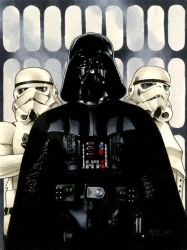 Lord Vader by RichardCox