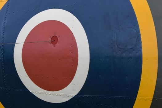 Type C.1 Roundel by Daniel-Wales-Images