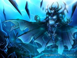 Dage Birthday Fan Art by Zextine
