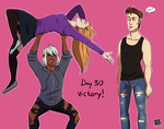 30DOC Challenge Day 30 by Hazelmutt
