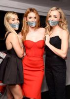 Olivia, Bella, and Peyton Tape Gagged by Goldy0123
