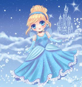 Sweet Dreams Cinderella by Nawal