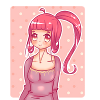 Pink ~ by Luludia