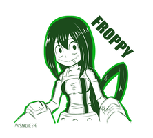 Froppy by supereva01
