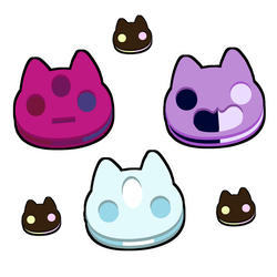 Cookie Gems, Now Available On Redbubble! by kittyconundrum