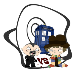 Master Vs Doctor by mishlee