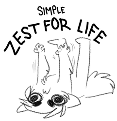 simple zest for liife by Loopy44