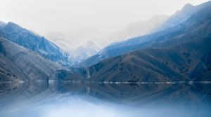 Cold Reflections by Hussain-Studio