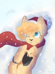 Let it snow :D by lumepone