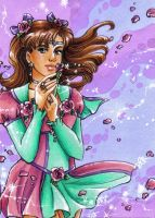 ACEO #38 Sailor Jewel Star by MTToto