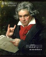 beethoven rocks by matrie666