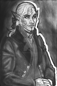 Victorian Inquisitor by Hawkesblood