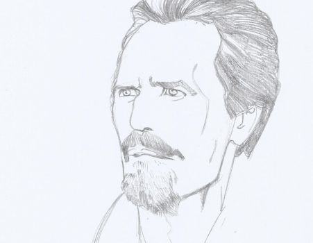 Stpehen Mchattie as John Tollerman from Wolves by TheDevilReborn