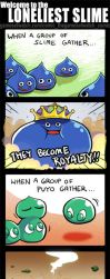 GSW Comic 28 - Lonely Slime by PersonaSama