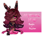 Mythical Gleamstic MYO Raffle [OPEN] by Cyleana