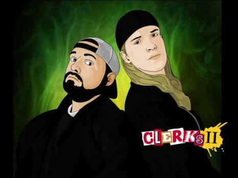 Jay And Silent Bob by Jay-and-Silent-Bob