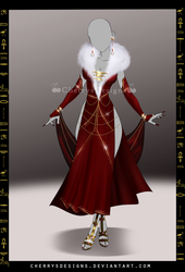 (closed) - Outfit 718 - Serket by CherrysDesigns