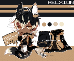 [AUCTION*CLOSED]Lineheart*10 by Relxion-kun