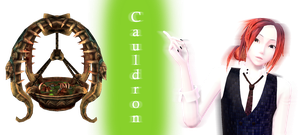 [MMD] Cauldron DL by JoanAgnes