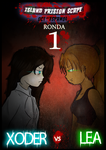IPS_ronda1 Xoder vs Lea_COVER by punkies13