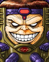 Modok by Thuddleston