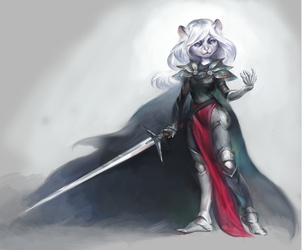 CAT knight adopt AUCTION[CLOSED] by opi-um