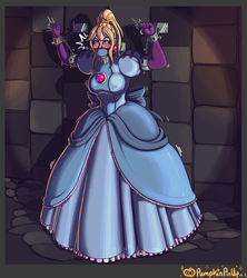 Right Castle, Wrong Princess! by PumpkinPinUp