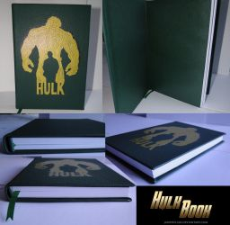 Hulk Book by JaneWeller