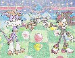 Shad+Fang: Stalemate by TheNoblePenguin