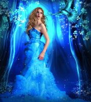 Only Blue by Jassy2012