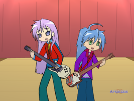 Lucky Star - Rock by Apkinesis