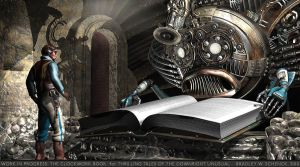 WIP: The Clockwork Book by BWS
